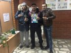Спартакиада работников Профсоюза - мини-футбол