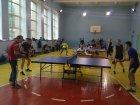 XVIII Спартакиада по настольному теннису